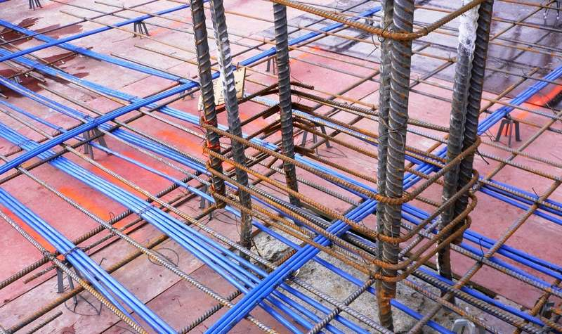 سقف وافل چیست,انواع سقف در سازه,انواع سقف در سازه ها