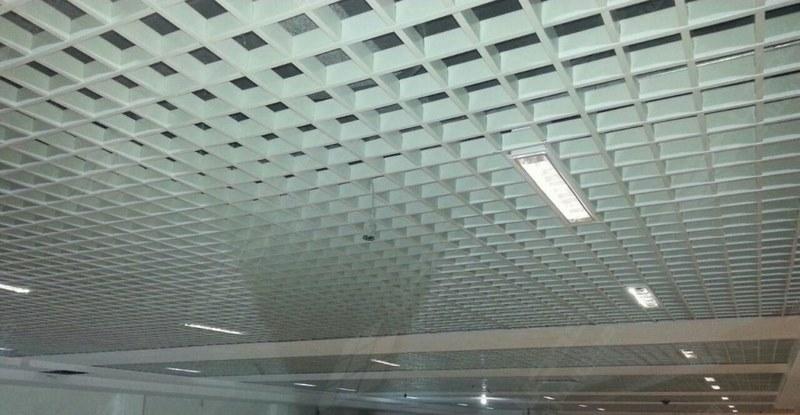 سقف کاذب گریلیوم چیست,سقف های کاذب گریلیوم,انواع سقف کاذب