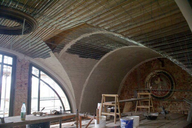 مزایای سقف رابیس,معایب سقف رابیس,انواع سقف کاذب