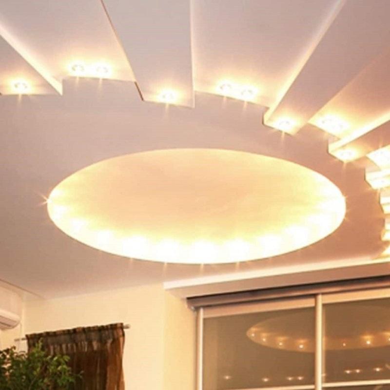 نور مخفی سقف,مدل های نور مخفی در سقف,مدل های نور مخفی سقف