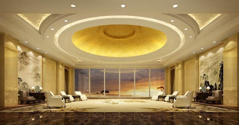 نصب سقف کاذب,نصب سقف کاذب در ساختمان,اجرای سقف کاذب