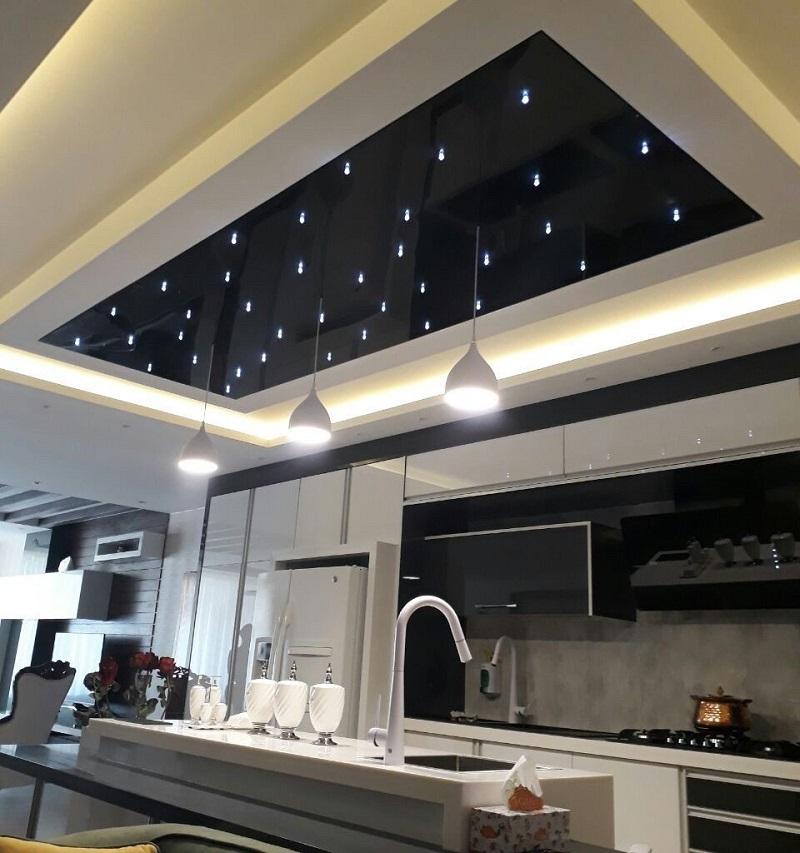 سقف کاذب PVC,سقف معرق pvc,سقفpvcآشپزخانه