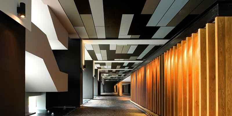انواع سقف کاذب ترکیبی,سقف کاذب ترکیبی,سقف کاذب ترکیبی کناف