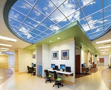 آسمان مجازی آشپزخانه,آسمان مجازی سرویس بهداشتی,سقف آسمان مجازی