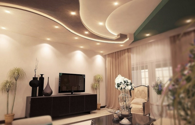 اجرای سقف کاذب,انواع سقف کاذب,تولید سقف کاذب