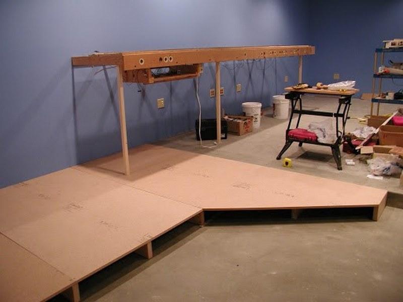 استاندارد اتاق برق,انواع کف کاذب,انواع کف کاذب اتاق برق,