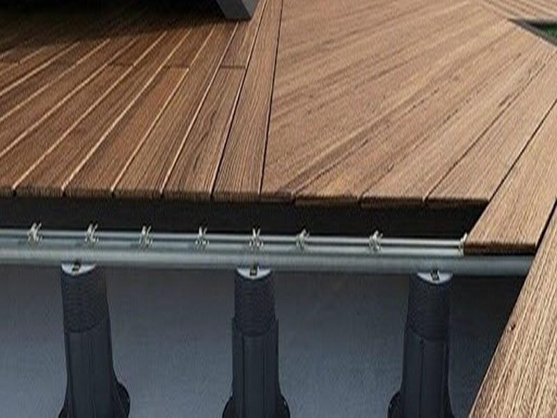 کف کاذب چوبی,نصب کف کاذب چوبی,اجرای کف کاذب چوبی