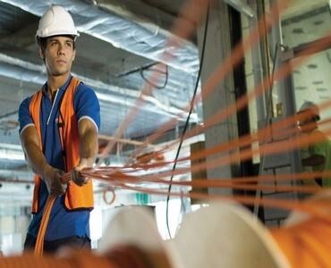 اصول کابل کشی صنعتی,کابل کشی در نیروگاه,کابل کشی سوله صنعتی