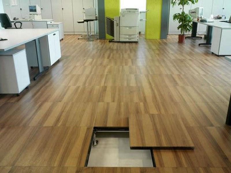 کف کاذب در ساختمان,کف کاذب ساختمان,کف کاذب مخصوص سبک سازی ساختمان