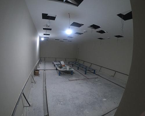 پروژه دیتاسنتر شرکت توزیع برق مشهد