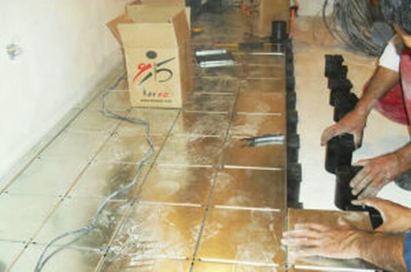فروش و اجرای کف کاذب در تبریز